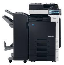 konica minolta bizhub c360 colour copier printer scanner