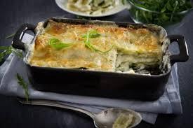 cuisiner des ravioles recette de gratin de courgettes et ravioles rapide