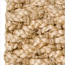 Herringbone Area Rug Rug Herringbone Pattern Thick Braided Jute Canvas Interiors