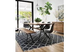 Westside Furniture Glendale Az by Weaver Dining Table Living Spaces