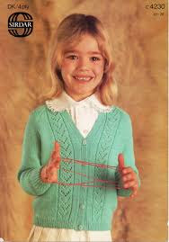 girls knitting patterns girls cardigan v neck cardigan lacy