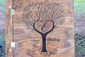tree guest book tree guest book wood guest book guest book alternative country