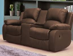 Two Seater Recliner Chairs Hyde Line Furniture Sarah Leather 2 Seater Reclining Sofa Two