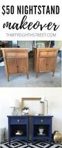 Nightstand With Charging Station by Best 25 Nightstand Plans Ideas Only On Pinterest Diy Nightstand