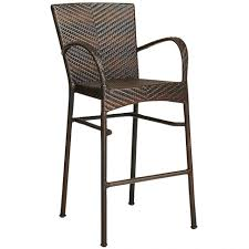 Pier One Bistro Table And Chairs Bar Stools Rattan Bar Stools Pier One Wicker Counter Stool With