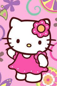 pink kitty kitty picture