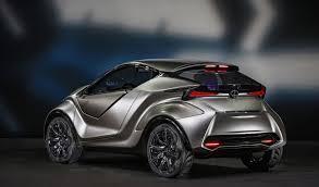 lexus compact car lexus lf sa concept car revealed lexus