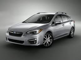 subaru sport hatchback new 2018 subaru impreza price photos reviews safety ratings