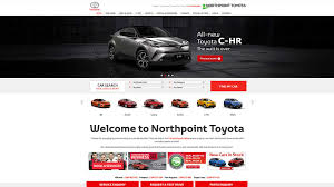 toyota web northpoint toyota