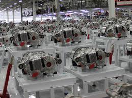 tesla factory elon musk wants tesla u0027s electric motors to last forever business