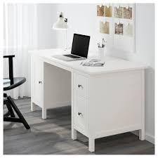 Computer Storage Desk Hemnes Desk White Stain 155x65 Cm Ikea