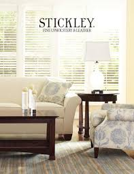 Irving Leather Chair Stickley Fine Upholstery U0026 Leather Collection By Stickley Issuu