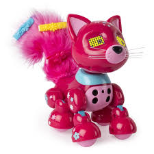 zoomer kitty black friday zoomer meowzies blossom interactive kitten with lights sounds