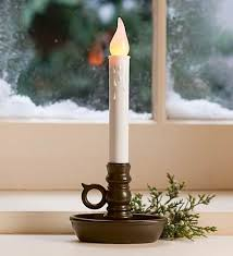 windows electric candles for windows ideas