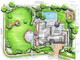 how to plan a landscape design hgtv draw the final plan
