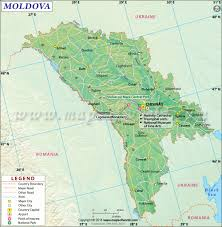 where is moldova on the map moldova map map of moldova