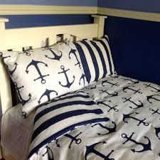 Twin Xl Bedding Sets For Guys Dorm Twin Xl Beach Bedding Set Navy And Stripe And Anchors By
