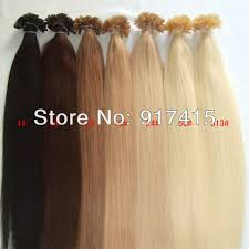 pre bonded hair fusion prebonded hair u tip keratin hair extensions any color 16 18