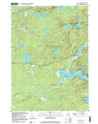 Colorado Elevation Map by New York Topo Maps 7 5 Minute Topographic Maps 1 24 000 Scale