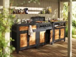 cuisine extérieure d été je veux aménager une cuisine d été travaux com