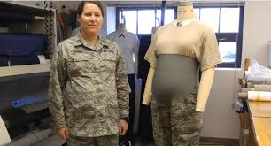 new air force dress blue shirt maternity abu on the way