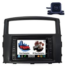 for mitsubishi pajero nt ns nw 06 16 gps bluetooth stereo nav