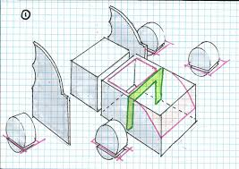 crash building cardboard bat mobile david