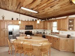 Kitchen Woodwork Designs Fascinating Hickory Kitchen Cabinets Kitchen Design Ideas
