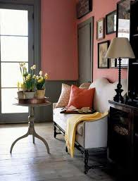 15 modern interior decorating ideas blending gray and pink colors