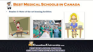 Best Medical Pictures Best Medical Schools In Canada Youtube