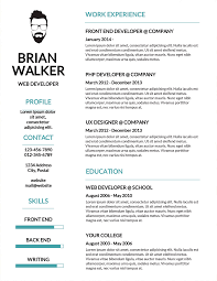 What Is An Infographic Resume More Than Just Infographics 5 Unique Ways To Use Easel Ly
