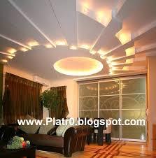 decor platre pour cuisine beautiful maison villa plafond platre moderne 2016 photos design
