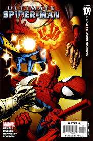 ultimate spider man vol 1 109 marvel database fandom powered