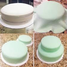 anniversary fondant cake en mi casita