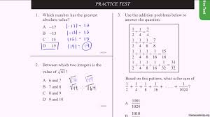 cahsee practice problems 1 3 video khan academy