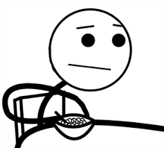Animated Meme - animated meme cereal guy animated