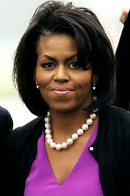 does michelle obama wear hair pieces losing our heads over michelle obama s hair huffpost