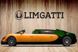 inside lamborghini limo 9 year old dreams up a bugatti limo concept motor1 com photos
