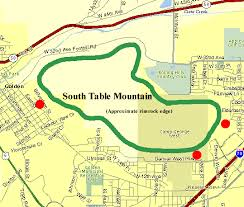 south table mountain trail table mountain conservation fund