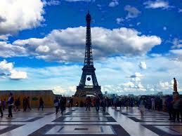 A Place Vue File La Tour Eiffel Vue De La Place Du Trocadéro Jpg Wikimedia