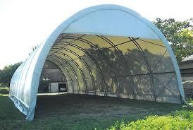 capannone in pvc usato tunnel ad arco tunnel doppio arco agricoli kopritutto