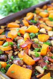 roasted butternut squash medley delightful e made