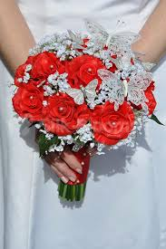 shop gorgeous and gypsophila bouquet with silver