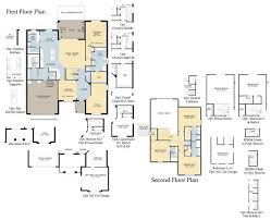 2 5 car garage plans xkhninfo main floor by house 2 5 car garage plans plan b brookgreen main floor plans by