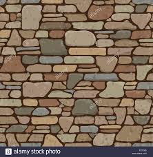 stone wall texture seamless grunge stone brick wall texture vector illustration