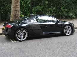 Audi R8 All Black - file black audi r8 20090803 jpg wikimedia commons
