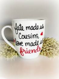 long distance cousins pillowcase burlap gift for big by pillow6218