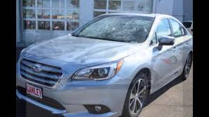 gold subaru legacy 2016 subaru legacy ice silver metallic youtube