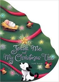amazon com jesus me and my christmas tree 9780310738244