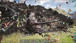 ragnarok anyone else have a wyvern problem on ragnarok ark
